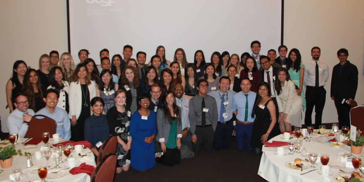 student pharmacist honorees